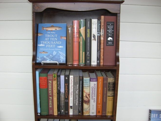 porch library