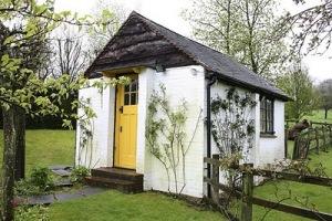 dahl garden shed