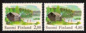 sauna stamps