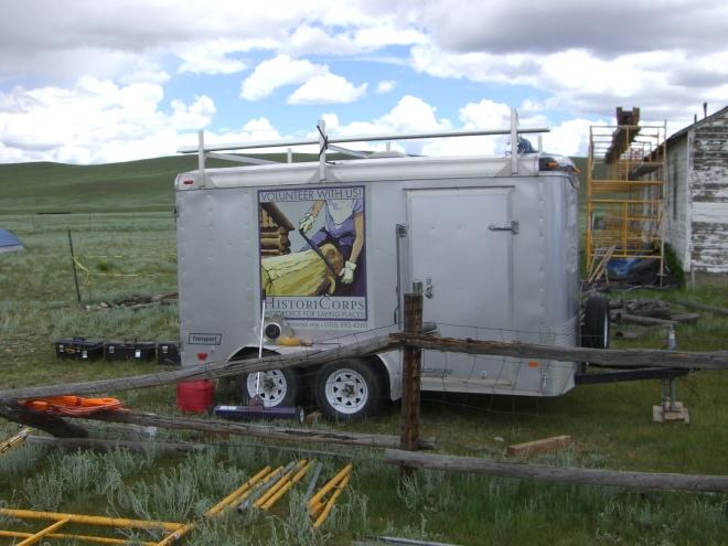HistoriCorps trailer